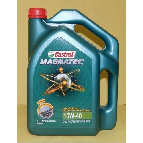 Nhớt castrol MAGNATEC-10W-40